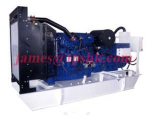 Tide EPA generator sets TPE11X by perkins engine
