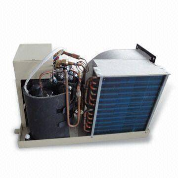 Yacht Air Conditioner with Heating and Cooling Functions, Design for Small Boat