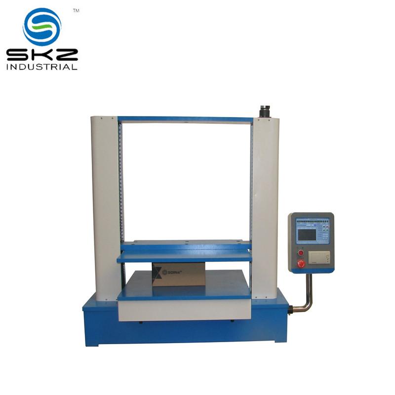 digital box compression strength tester
