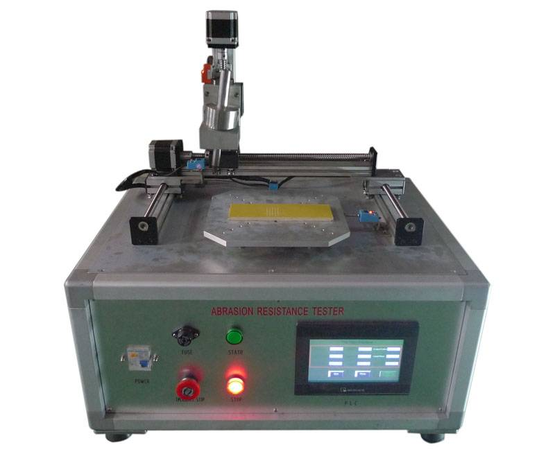 IEC 60335-1 Abrasion Strength Resistance Testing Machine