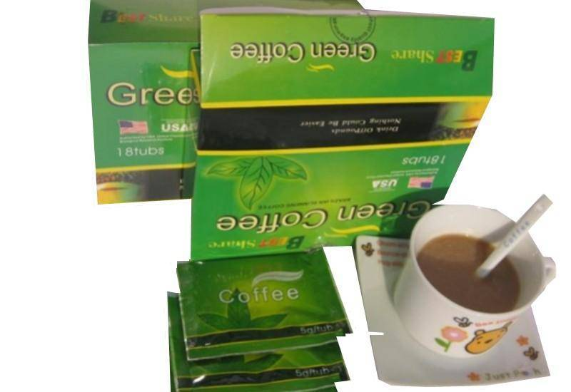 GREEN COFFEE 800 weight loss beauty product