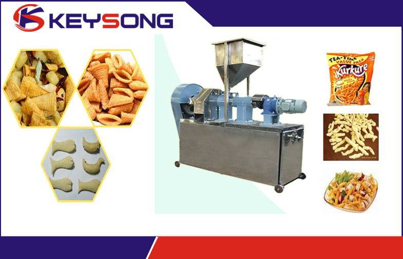 Fried Buggles Processing Machinery