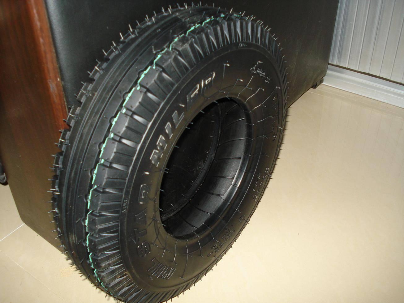 motorcycle tire three wheeler tire 4.00-8, 4.00-12, 4.00-16, 5.50-16, 6.50-16 4.00-8 4.80/4.00-8