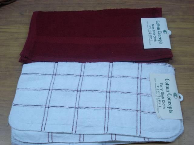 Home textile stocks