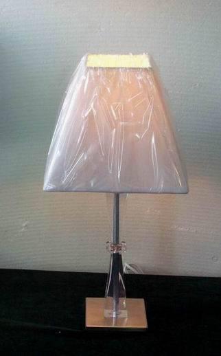 sell Glass floor lamp/glass table lamp/ Acrylic lamp/ acrylic lights/Poly lamp/poly lights/Book lamp