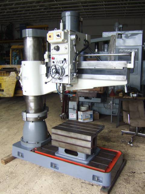Radial Arm Drills