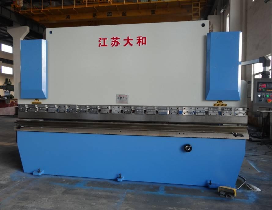 hydraulic press brake WC67Y-200T/6000