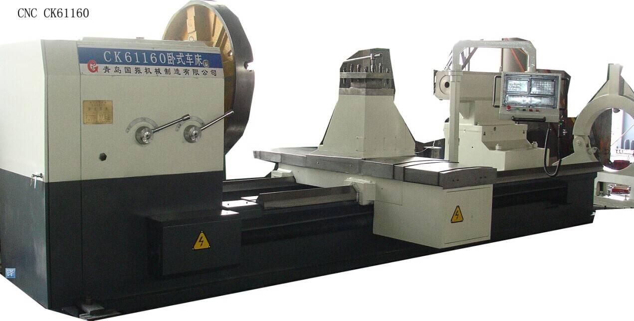 Your First Choice Roll Turning Lathe Machine CNC Horizontal Lathe Machine China