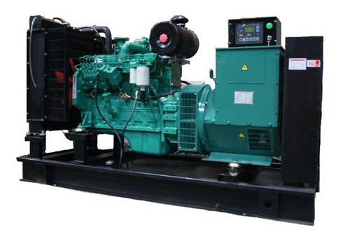 MP Dongfeng Cummins Series Diesel Generator Set