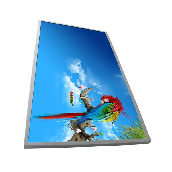 55inch wall hanging lcd advertising display