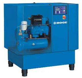 Boge Air Compressor parts