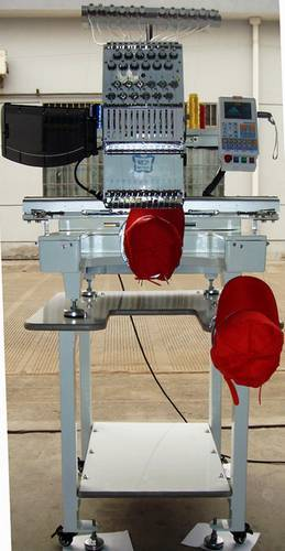 Butterfly GG1201 Single Head Embroidery Machine