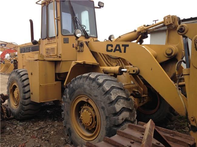 used caterpillar 936E loader
