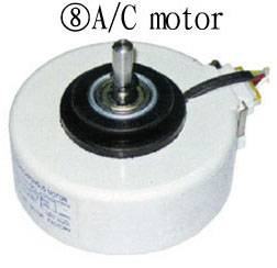 air conditioning motor for air conditionings components