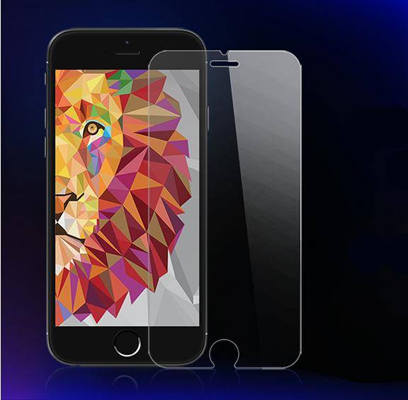 Wholesale Best 2.5D 9H Hardness Mobile phone Tempered glass Screen protector for iphone 6/6s /Plus