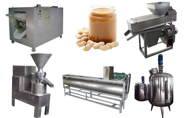 Hot Selling High Quality Peanut Butter Production line