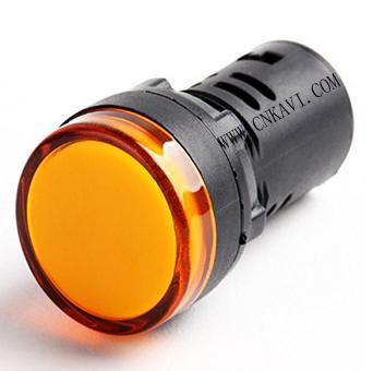 Selling LED Pilot Lamp Signal Light Indicator 22mm AD26B-22DS Yellow