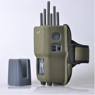 6 Bands All CellPhone Handheld Signal Jammer