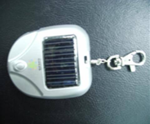 Solar mosquito repeller