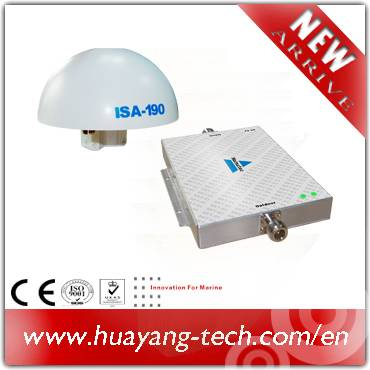 satellite data indoor amplifier terminal