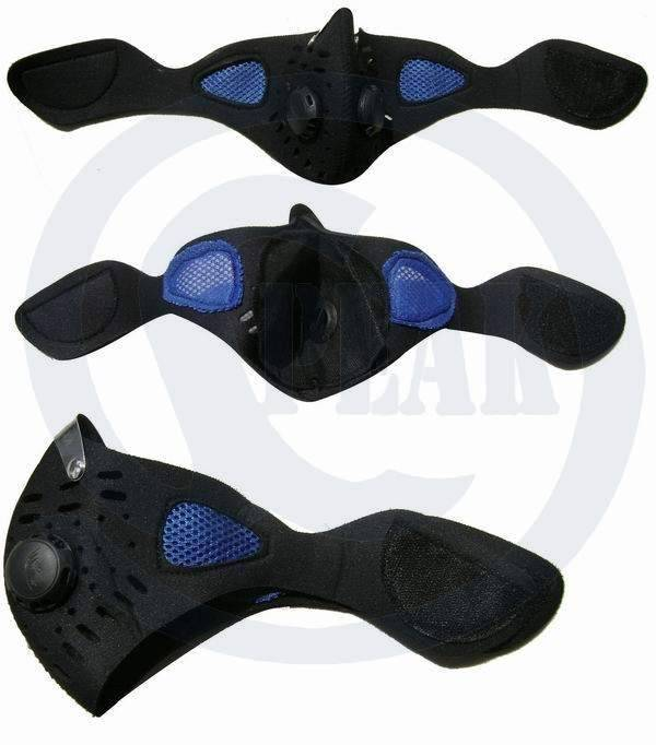 Neoprene motorcycle bike face mask