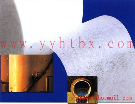 Pipe Wrap Fiberglass Tissue/Mat/Felt
