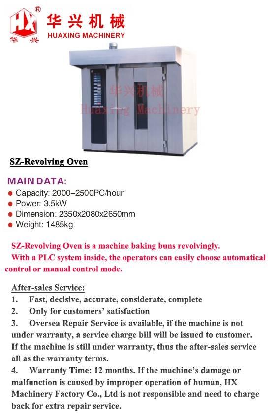 SZ-Revolving Oven