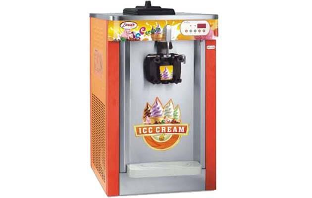 Three Flavour Ice Cream Machine|Yogurt Ice Cream Machine|Ice Cream Machine Price
