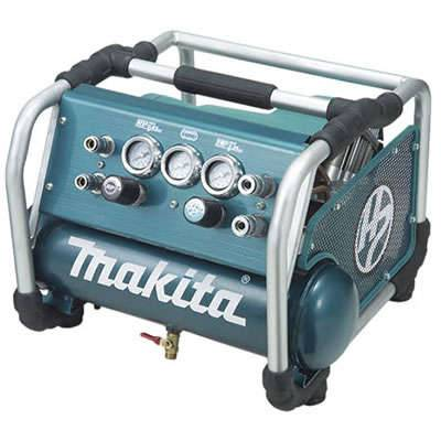 Makita 2.5-HP 1.6-Gallon High-Pressure Side-Stack Air Compressor AC310H