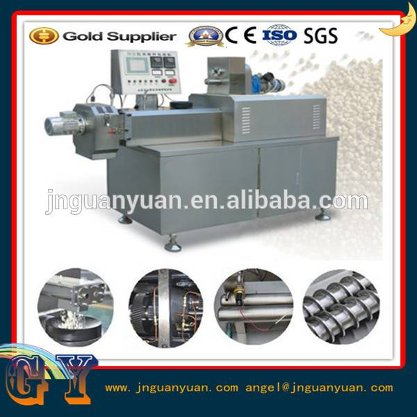 Lab Twin Screw Extruder for Snack Food and Pet Food