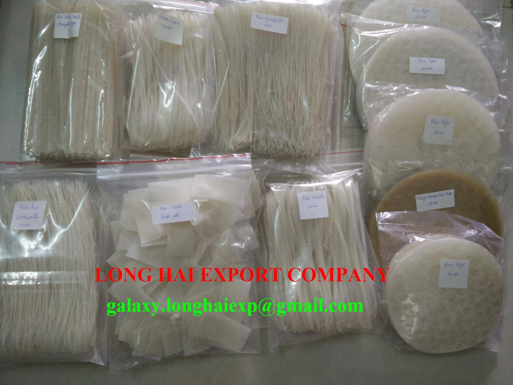 Sell Rice Stick, Rice Paper, Rice Noodle