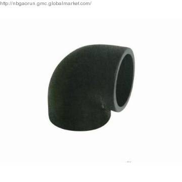 Butt weld socket 90 degree elbow pipe fitting