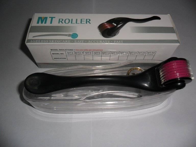 derma roller wrinkle removal/collagen growth/skin care roller