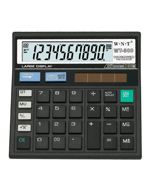 Desktop Calculator (WT-500, PROMOTION)