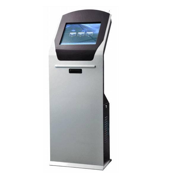 17 Queue System Touch Screen Token Machine Kiosk SX-Q175