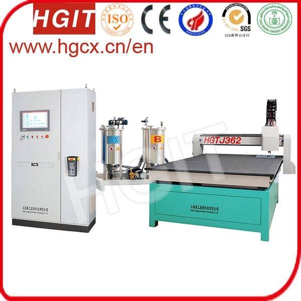 PU Sealing Machine/Gasketing Machine for enclosure sealing strip