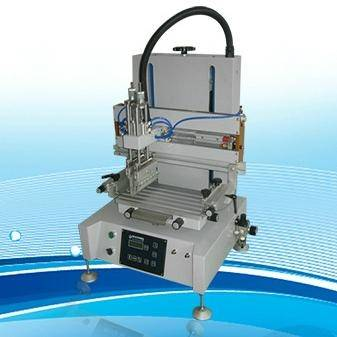 TM-300pj Desktop Flat Screen Printing Machine