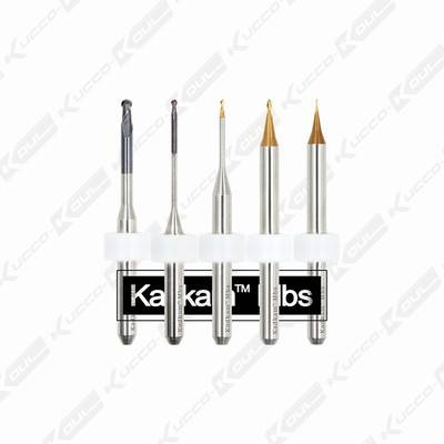 Dentamill dental milling cutters CAD/CAM dental burs CNC end mills