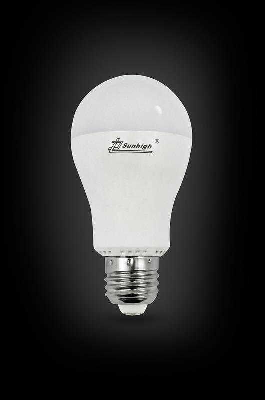 5 watt 120 volt A19 Medium Screw Base 2700K Soft White Dimmable Emergency LED Bulb