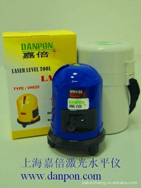DANPON RED BEAM CROSS LINE LASER LEVEL