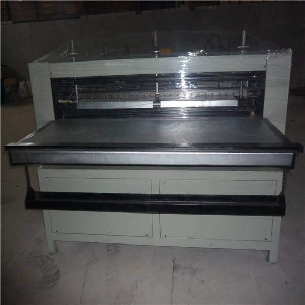 HVAC Air filter knife pleating machine