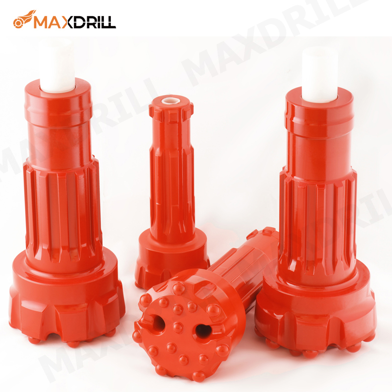 MAXDRILL DTH Bit Dia.165mm for DHD360