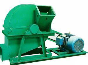 Low Investment Wood Grinder