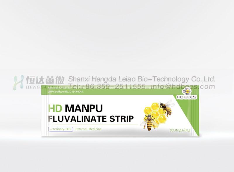 HD Fluvalinate Manpu (80 Strips)