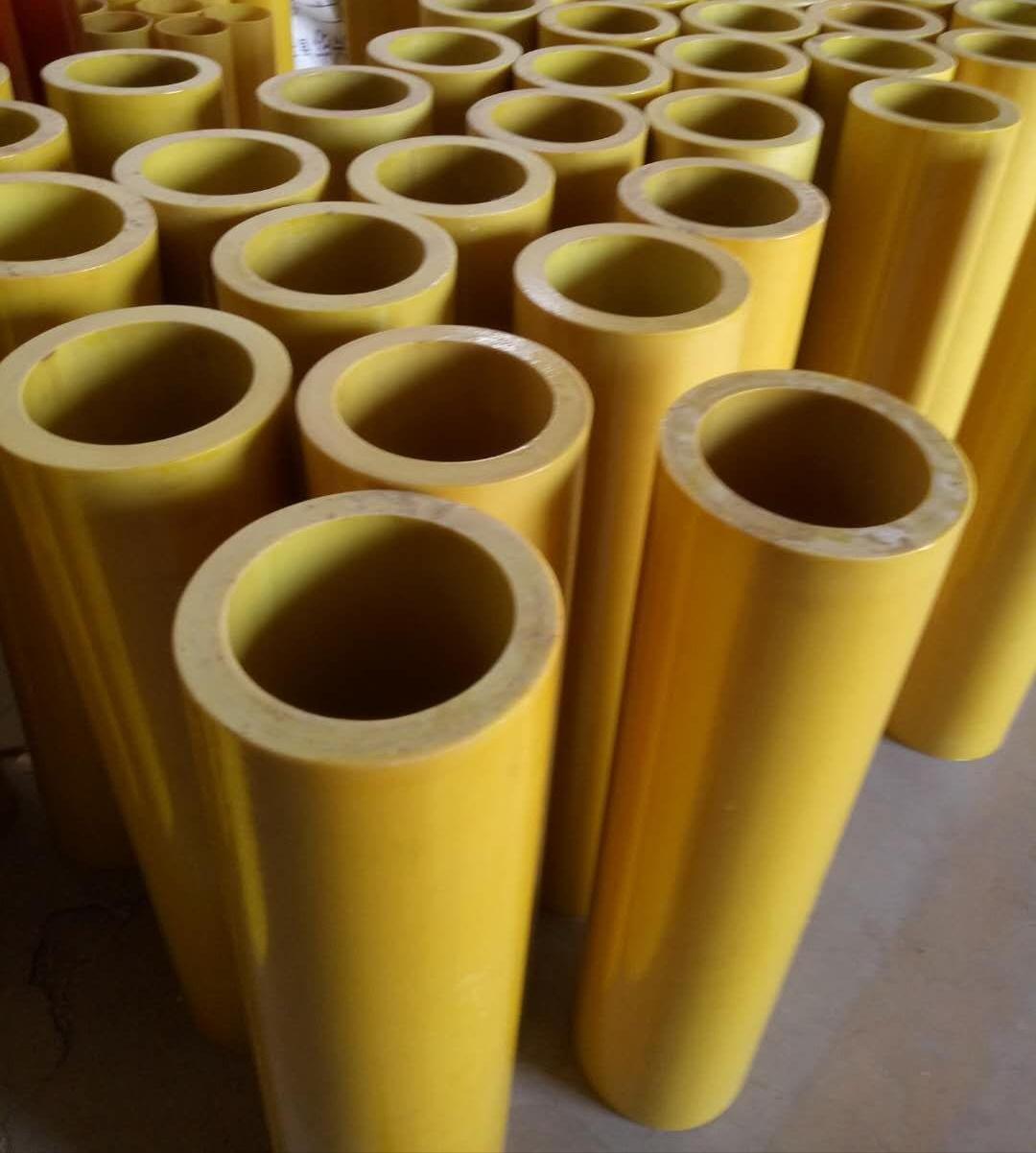Epoxy tube