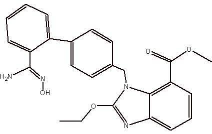 CAS 147403-65-4 Azilsartan intermediates