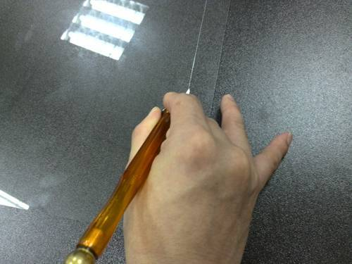 Glass cutter