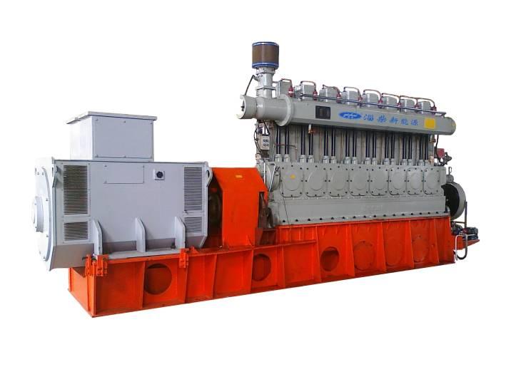 Gas Generator Sets 6300D/M