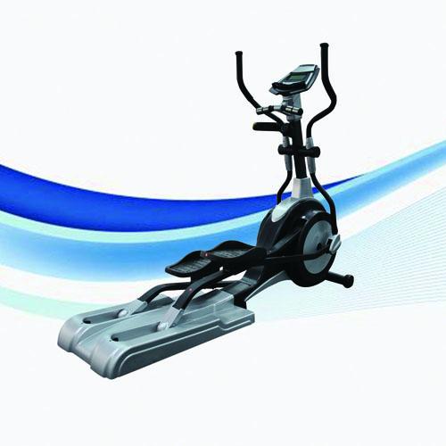 Gym equipment machine-gym equipment elliptical bicycle,dual action exercise bike,elliptical exercise