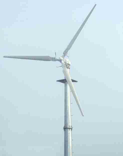 HY-10KW wind turbine